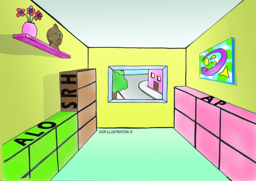 2°) les services = les meubles
