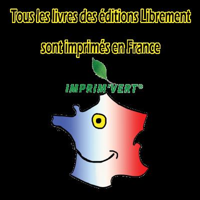 Livres imprimés en France imprim'vert