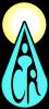 Logo goutte acr et aura