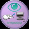 Logo intendance avec oeil