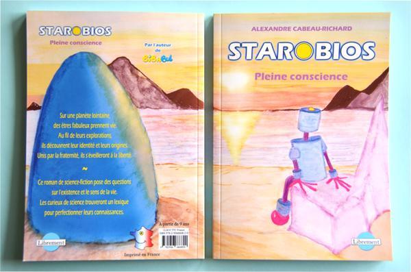 Page site web starobios