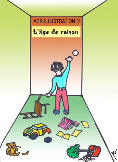 Rousseau l'âge de raison